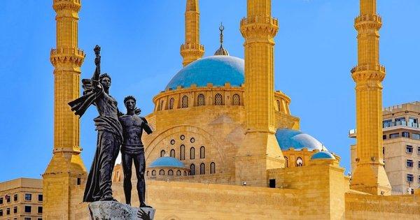 Libanon: Bejrút z Vídně v květnu již od 1 377 Kč/ zpáteční letenka!