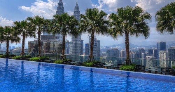 Kuala Lumpur v září za 12 390 Kč