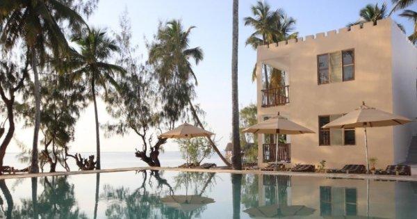 Zanzibar z Prahy na 9 dní s All inclusive za 24 490 Kč