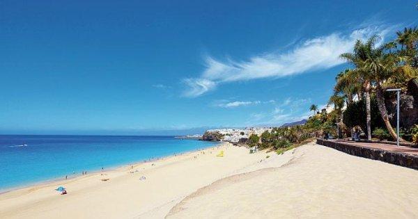Fuerteventura z Prahy na 8 dní s polopenzí za 9 980 Kč!