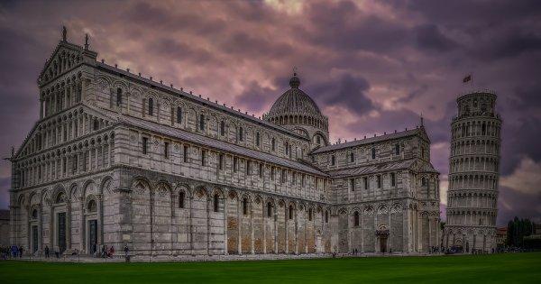 Itálie: Pisa z Prahy v listopadu již od 658 Kč/zpáteční letenka!