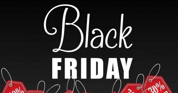 Zažijte Black Friday v USA!
