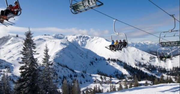 Na lyže do Rakouských Alp s ubytováním v českém penzionu, 3 dny pro 2 osoby se snídaní za 2 449 Kč