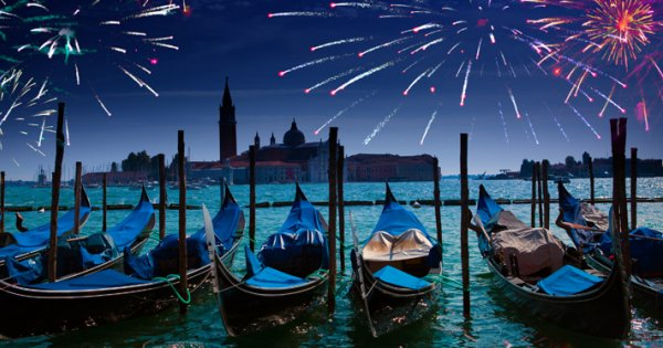 Na Silvestr a za poznáním do Benátek - 3 dny za 1199 Kč, sleva 52 %