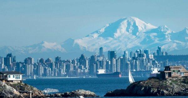 Z Paříže do kanadského Vancouveru v dubnu, květnu, říjnu a listopadu od 297 Eur/zpáteční letenka!