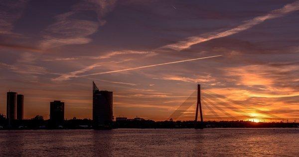 Riga z Prahy v červnu od 972 Kč/ zpáteční letenka!
