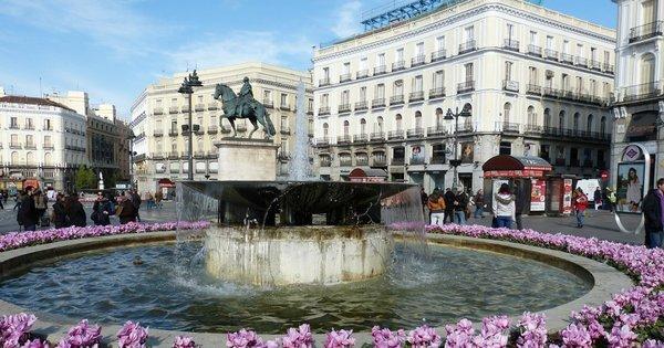 Madrid z Vídně v dubnu za 759 Kč/ zpáteční letenka! Pro členy WIZZ Discount clubu již od 506 Kč!