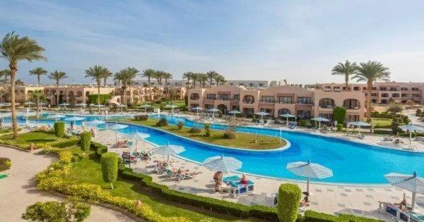 EGYPT: Hurghada all inclusive na 8 dní