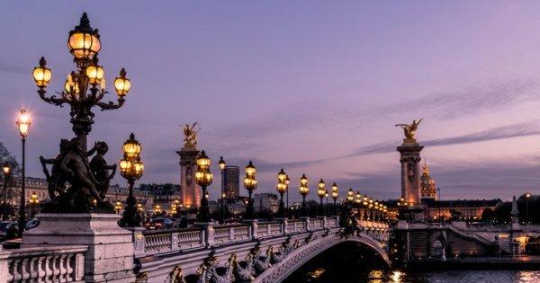 Paříž z Vídně v květnu za 514 Kč/zpáteční letenka!