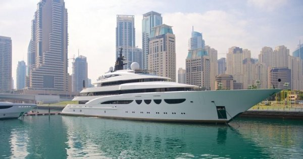 Levně do Dubaje na Dubai International Boat Show