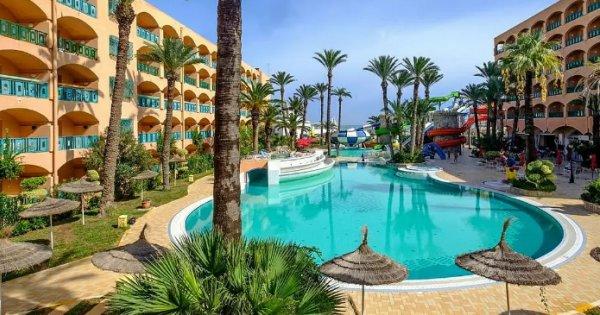 Tunisko: Sousse z Prahy na 7 nocí s polopenzí za 9 390 Kč!