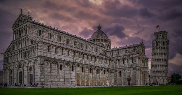 Itálie: Pisa z Prahy v únoru již od 518 Kč/zpáteční letenka!