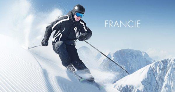 Lyžovačka ve Francii na 6 dní pro 1 osobu s dopravou a skipasem za 6 555 Kč!