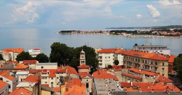 Chorvatsko: Zadar z Prahy v říjnu za 920 Kč!/ zpáteční letenka!