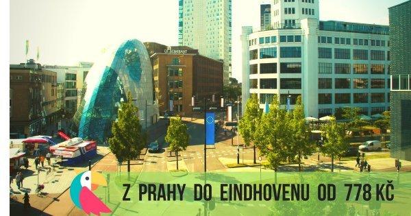 Z Prahy do Eindhovenu v zimě od 778 Kč
