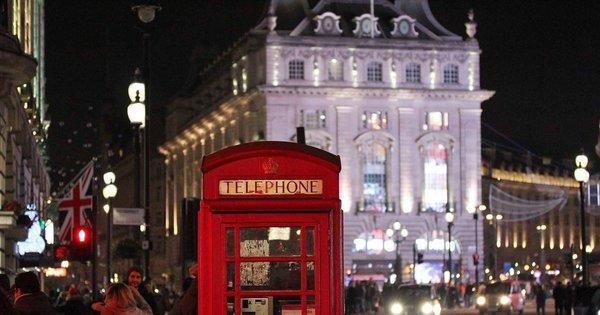 Adventní zájezd do Londýna na 4 dny/ 1 noc za 2 590 Kč!