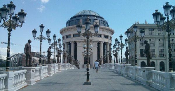Makedonie: Skopje z Bratislavy za 640 Kč/zpáteční letenka!