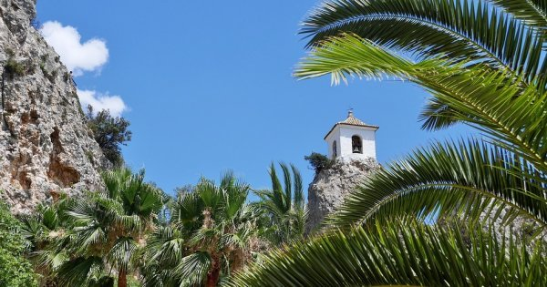 Alicante z Vídně v lednu již od 456 Kč/ zpáteční letenka!