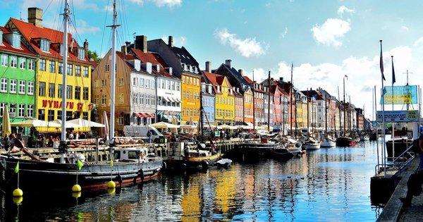 Kodaň v dubnu s průvodcem za 1 999 Kč!