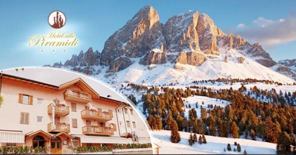 Jižní Tyrolsko na 5 dní pro 2 osoby se snídaní za 3 949 Kč! Sleva 60 %!