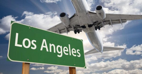 Los Angeles z Prahy za úžasných 10 620 Kč