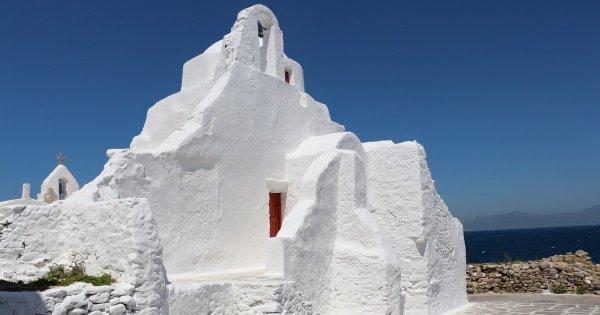 Řecký ostrov Mykonos během léta z Mnichova za 860 Kč