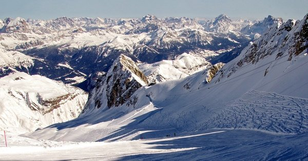 Lyžařský zájezd do Itálie v březnu na 5 dní/ 2 noci s polopenzí a skipasem za 4 699 Kč!