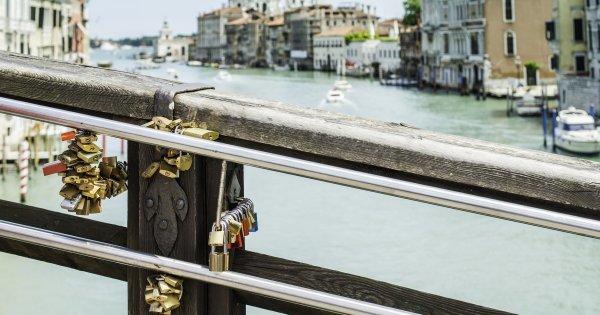 Valentýn v italských Benátkách - zpáteční letenka za 658 Kč