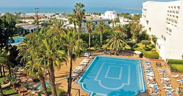 Maroko: Agadir z Prahy na 7 nocí s polopenzí za 8 990 Kč! Odlet 28. 9. 2019!