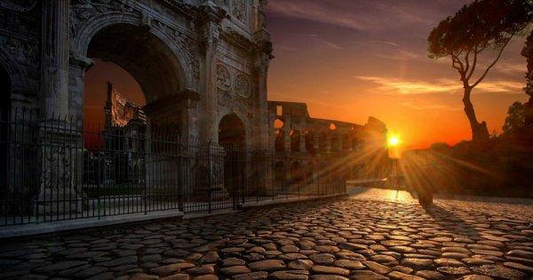 Itálie: Řím z Bratislavy v červenci již od 922 Kč/ zpáteční letenka!