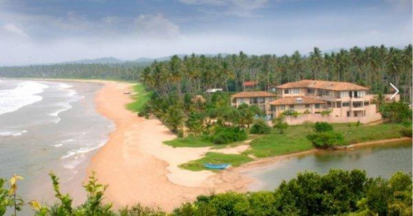 Srí Lanka z Prahy na 10 dní s polopenzí v luxusním hotelu za 21 500 Kč!