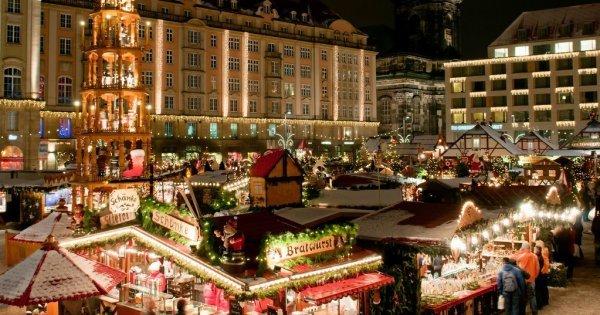 Vánoční trhy v Drážďanech, akce na autobusy Eurolines