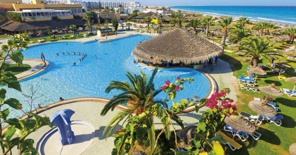Tunisko: Mahdia z Prahy na 7 dní v luxusním hotelu s All inclusive za 8 190 Kč! Odlet již zítra!