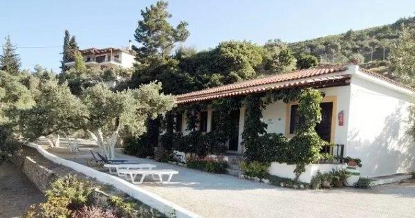 Řecko: Samos z Prahy na 7 nocí za 7 990 Kč! Ubytování s výborným hodnocením! Odlet 26. 9. 2019!