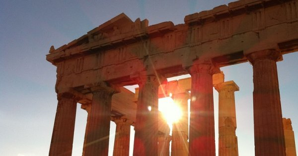 Řecko: Athény z Vídně v říjnu již od 1 160 Kč/ zpáteční letenka!