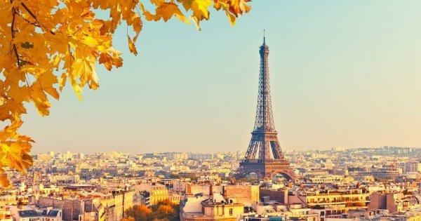 Vánoční Paříž, zpáteční letenky za necelých 400 Kč!