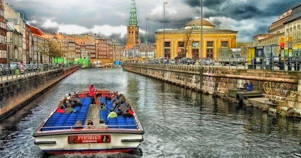 Kodaň z Prahy v srpnu od 778 Kč/ zpáteční letenka!