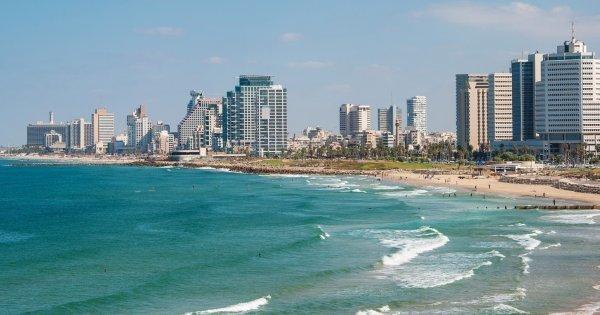 Letenka do Izraele v březnu nebo dubnu za 3 598 Kč