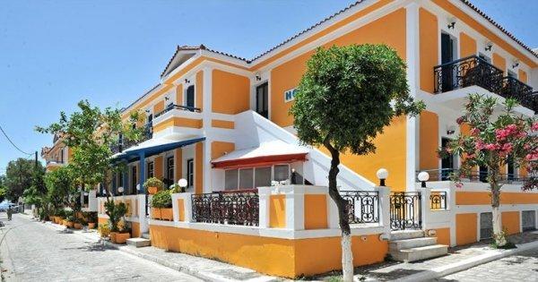 8 dní v červnu na krásném řeckém ostrově Samos za 10 190 Kč! Sleva 43 %!