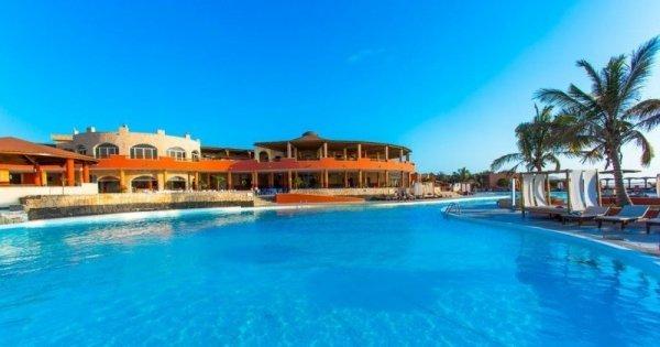 Kapverdské ostrovy na 8 dní v luxusním hotelu s All inclusive za 15 890 Kč!