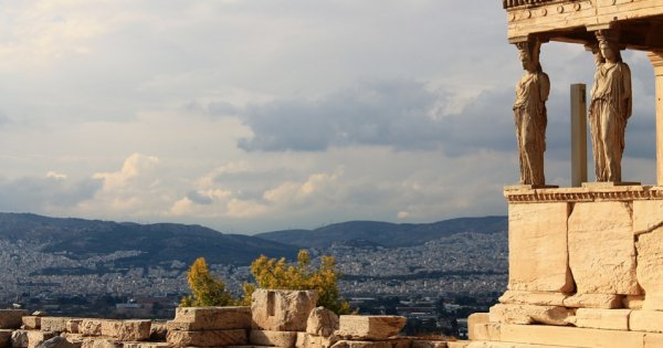 Řecko: Athény z Bratislavy v lednu již od 663 Kč/ zpáteční letenka!