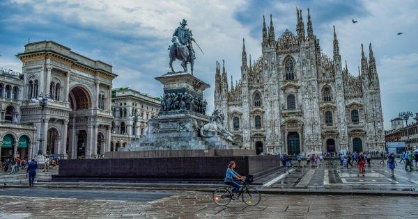 Itálie: Miláno z Vídně v září již od 516 Kč/ zpáteční letenka!