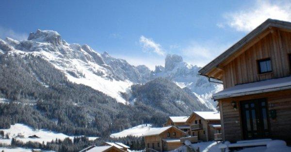 Rakouské Alpy na 5 dní za 1328 Kč, sleva 42 %