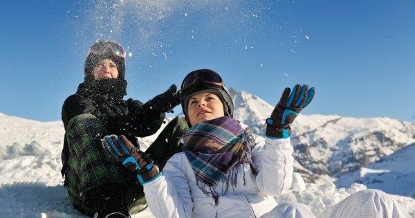 Ski amadé: Ladies Week skipas zdarma