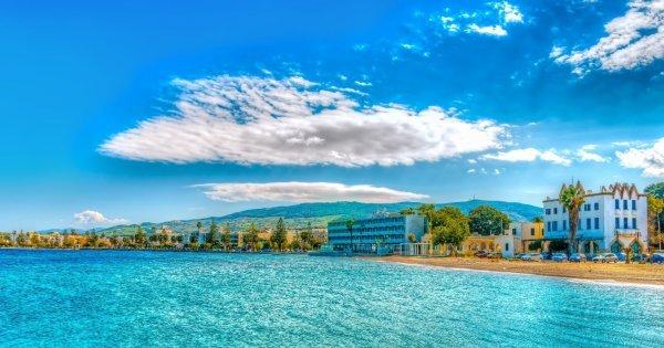 Letenky na řecký ostrov Kos za 89€