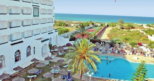 Tunisko: Sousse na 8 dní z Brna s All inclusive za 7 990 Kč!