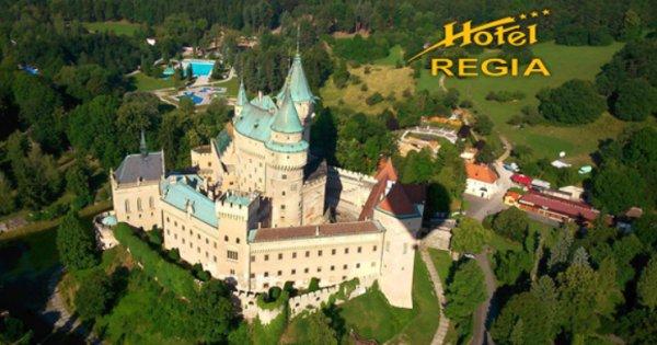 Slovensko: Bojnice pro 2 osoby na 3 dny s polopenzí za 2 546 Kč!