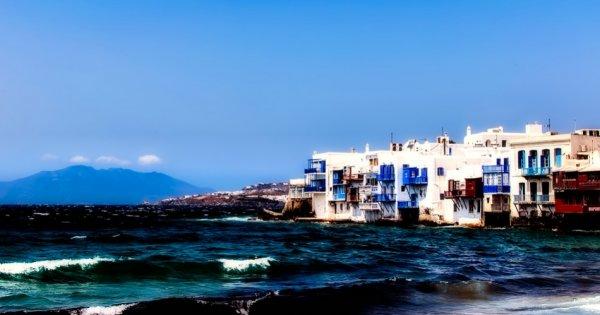 Řecko: Mykonos z Vídně na přelomu srpna a září za 1 500 Kč/ zpáteční letenka!
