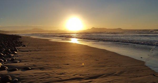 Kanárské ostrovy: Lanzarote z Berlína v červnu již od 1 400 Kč!/ zpáteční letenka!