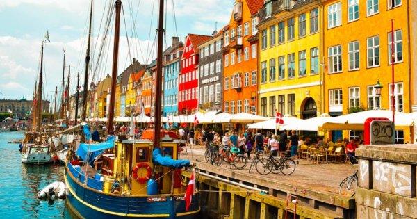 Dánsko: Kodaň z Prahy v říjnu od 658 Kč/ zpáteční letenka!